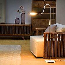 Tonffi Stehlampe LED dimmbar 9W mit Fernbedienung