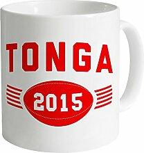 Tonga Supporter Tasse