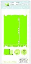 Tonic Studios 1428e Stepper Die Set - Horseshoe Arch, Other, Grey, 1.1 x 23.4 x 1.0 cm