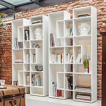 Tonin Casa ABACO 7243 Bücherregal in Weiß