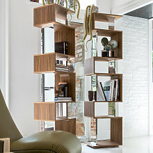 Tonin Casa OSUNA 7241 drehbares Bücherregal