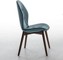 Tonin Casa SORRENTO 8043 Stuhl mit Lederbezug
