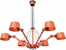 Tonone Bolt Kronleuchter Striking Orange (b) 120 Cm