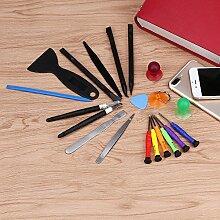 Tonsee 20 Stück Abrüsten Werkzeuge Kunststoff neugierigen Tools For iPhone 7