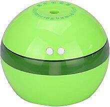 Tonsee Luft Spray Wasser Dispenser Diffusor Ultraschall Beauty feuchtigkeitsspendende Luftbefeuchter (Grün)