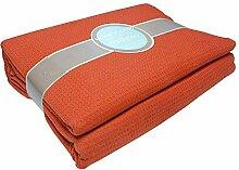 Tony's Textiles Tagesdecke - Überwurf mit