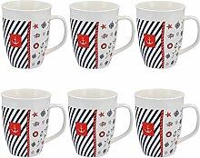 Tony Brown maritimer Becher   Kaffeebecher  