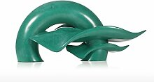 Tooart abstrakte Skulptur, Wellen-Elegante