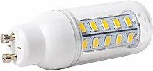 TOOGOO(R) 4x GU10 7W LED Lampe Birne Leuchtmittel
