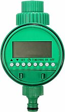 TOOGOO (R) ELEKTRONISCHER LCD-BILDSCHIRM-WASSER-TIMER AUTOMATISCHE GARTENSCHLAUCH-BEWaeSSERUNGS-SYSTEMANLAGE