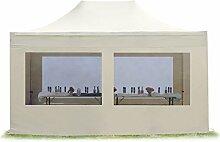 TOOLPORT Faltpavillon Faltzelt Premium 3x4,5m -
