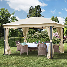 TOOLPORT Gartenpavillon Sunset Premium,