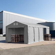 TOOLPORT Lagerzelt 5x10m - 3,0 m Seitenhöhe mit