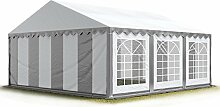 TOOLPORT Party-Zelt Festzelt 5x6 m Garten-Pavillon