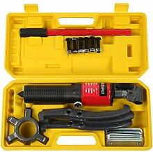 Tools 10T Hydraulische Getriebe Abzieher Pumpen