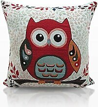 Toowoo Tapestry Cushion Cover by CCC online
