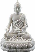 Top Collection Buddha-Statue mit Medizin, 14 x 10