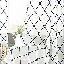Top Finel Gardinen für Wohnzimmer, Schlafzimmer,