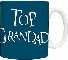 Top Grandad - Mugs - Becher - Chopes