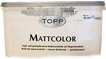 Top Mattcolor Dispersionsfarbe wandfarbe Matt