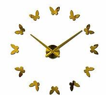 Top Mode Wanduhr Quarzuhr Moderne DIY Uhren