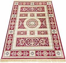 Top Preis Guenstig Teppich living Zimmer Teppich Bruecke Klassisch Teppich RUBINE 350-ROSSO 160X230