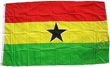 Top Qualität - Flagge GHANA Afrika Africa Fahne,