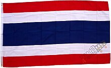 Top Qualität - Flagge THAILAND Asien Fahne, 90 x