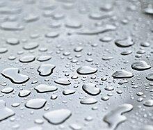 Top Qualität Transparente Tischdecke Glasklar Folie, Meterware Größe wählbar - Stärke 0,30 mm Größe wählbar (160x130)