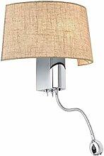 TopDeng Flexibel Schwanenhals LED Wandlampe, E27
