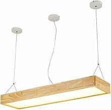 TopDeng Holz LED Kronleuchter Für Office