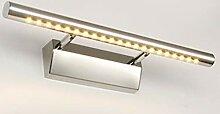 TopDeng LED Wandlampe Badezimmer, Spiegel-leuchte