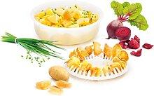 Topf für Kartoffeln und Chips PURITY MicroWave