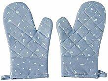 Topflappen Küche Mikrowelle Glove 1 Paar Haushalt