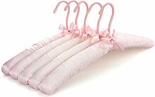 TOPIA HANGER Satin-Kleiderbügel für Damen