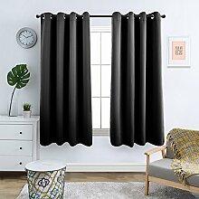 topick gardinen blickdicht schlafzimmer mit sen 2 stck175 x 130cm h x b - Schlafzimmer Gardinen Kaufen