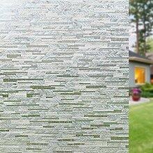 TopJiä Dekoration Sichtschutz Glas Folie,