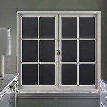 TopJiä Milchglas Sichtschutz Fensterfolie,