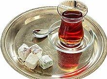 Topkapi - 18-tlg Türkisches Tee-Set Ajda-Sultan,
