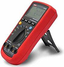 Topker UNI-T UT61E Moderne Digitalmultimeter Auto Range True RMS Spannung Strom Widerstand Kapazität Tester