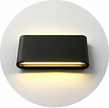 Topmo-plus 12W LED Wandlampe Wasserdichte IP65