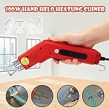 TOPQSC 4 in 1 Elektrisches Heißes Messer Cutter