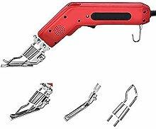 TOPQSC Handheld Elektrisches Heißes Messer Stoff