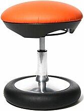 Topstar SC79S14 Kinder-Fitness-Hocker Sitness Kid 20, Bezug, orange