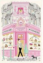Torchons & bouchons, La Patisserie (Französisch
