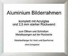 Toronto Stabiler moderner Aluminium Bilderrahmen