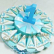 Torte Gastgeschenk 1° Erster Geburtstag mit