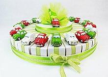 Torte Gastgeschenk 24Scheiben + 1C. Autos