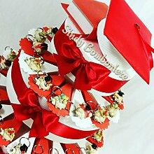 Torte Gastgeschenk für Abschlussfeier Original