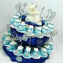 Torte Gastgeschenk für Geburt Taufe Geburtstag
